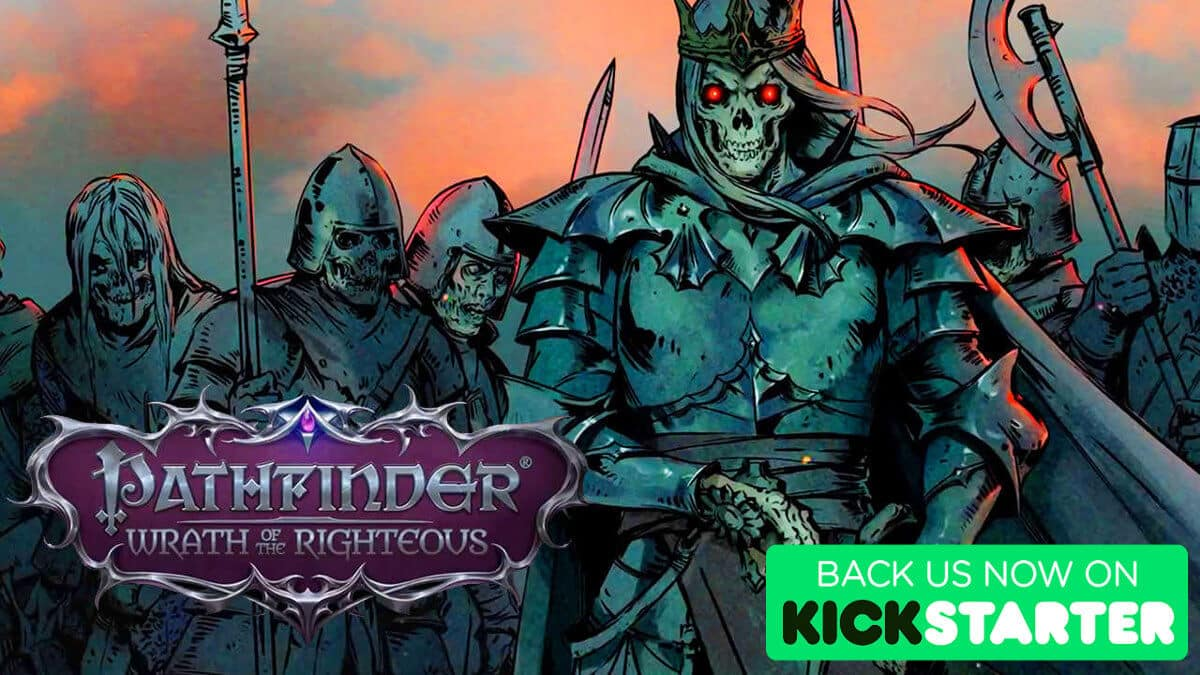 pathfinder: wrath of the righteous games support update for linux windows pc