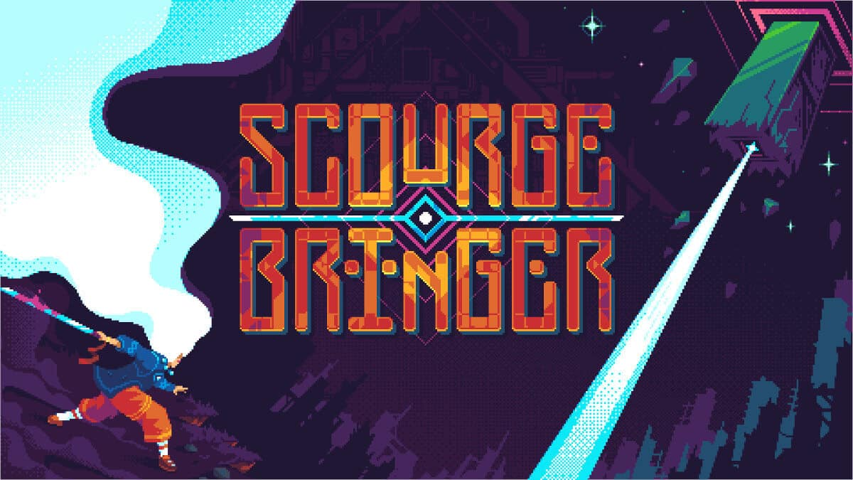 ScourgeBringer roguelite platformer out now