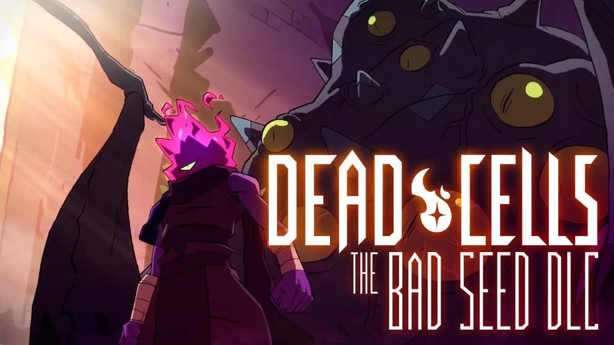 The Bad Seed DLC out now for Dead Cells