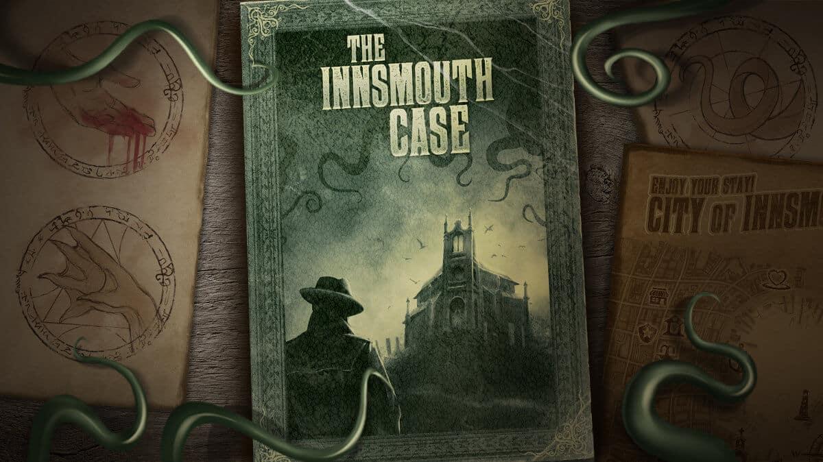 The Innsmouth Case horror story support