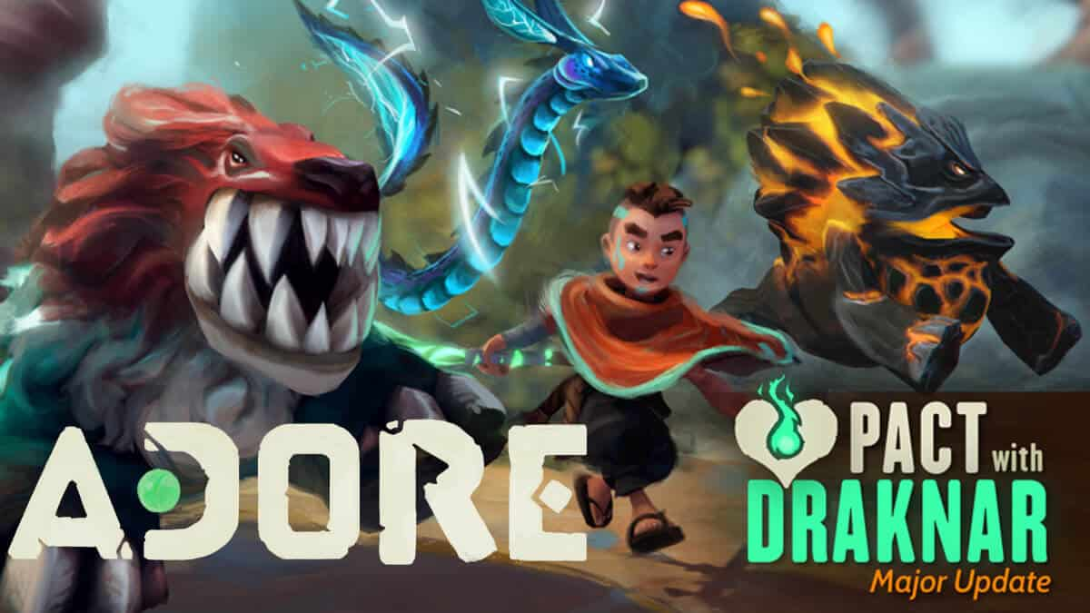 adore monster taming action game to get support for linux windows pc early access