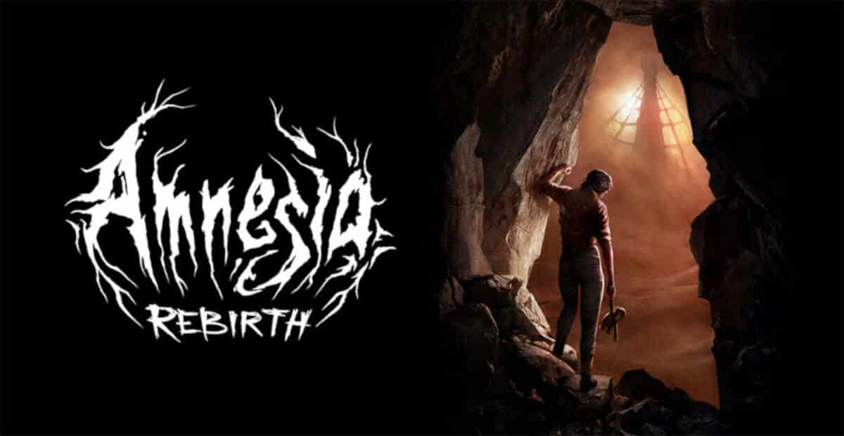 Amnesia: Rebirth announces a new horror
