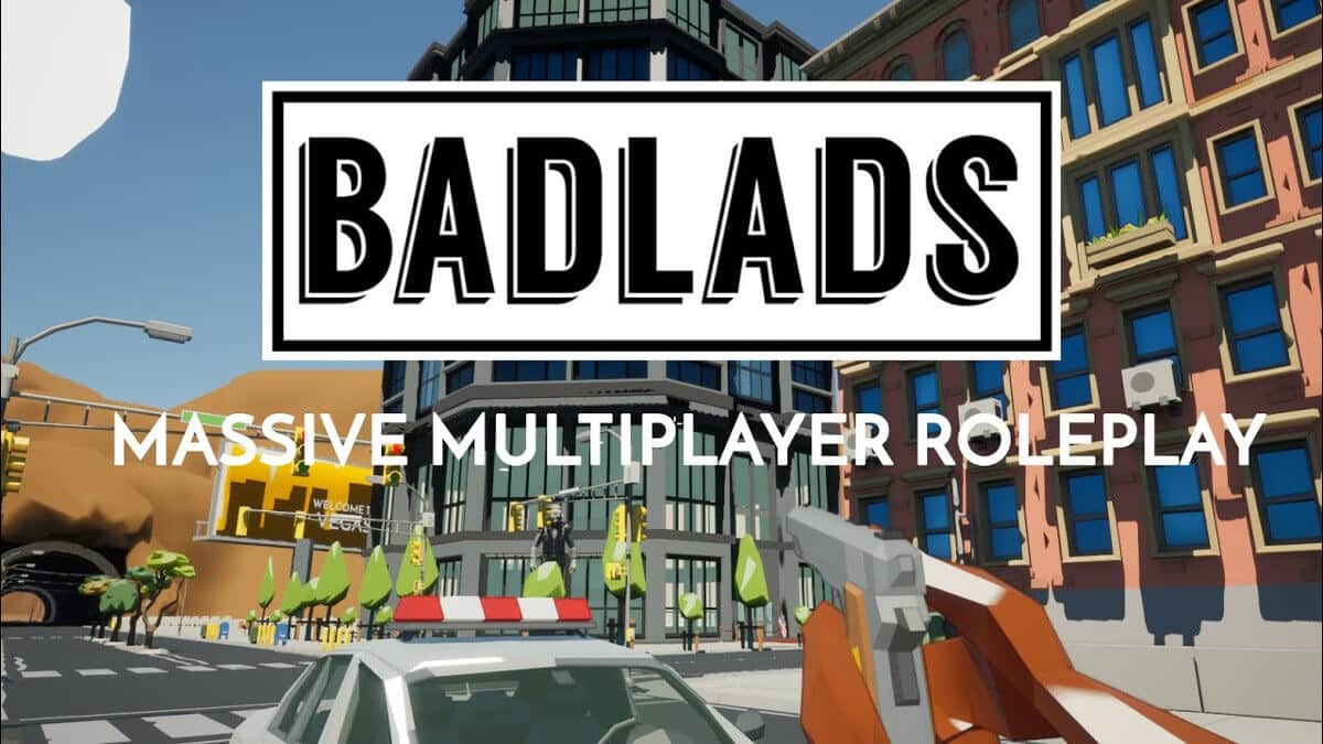 BadLads city MMO coming with support