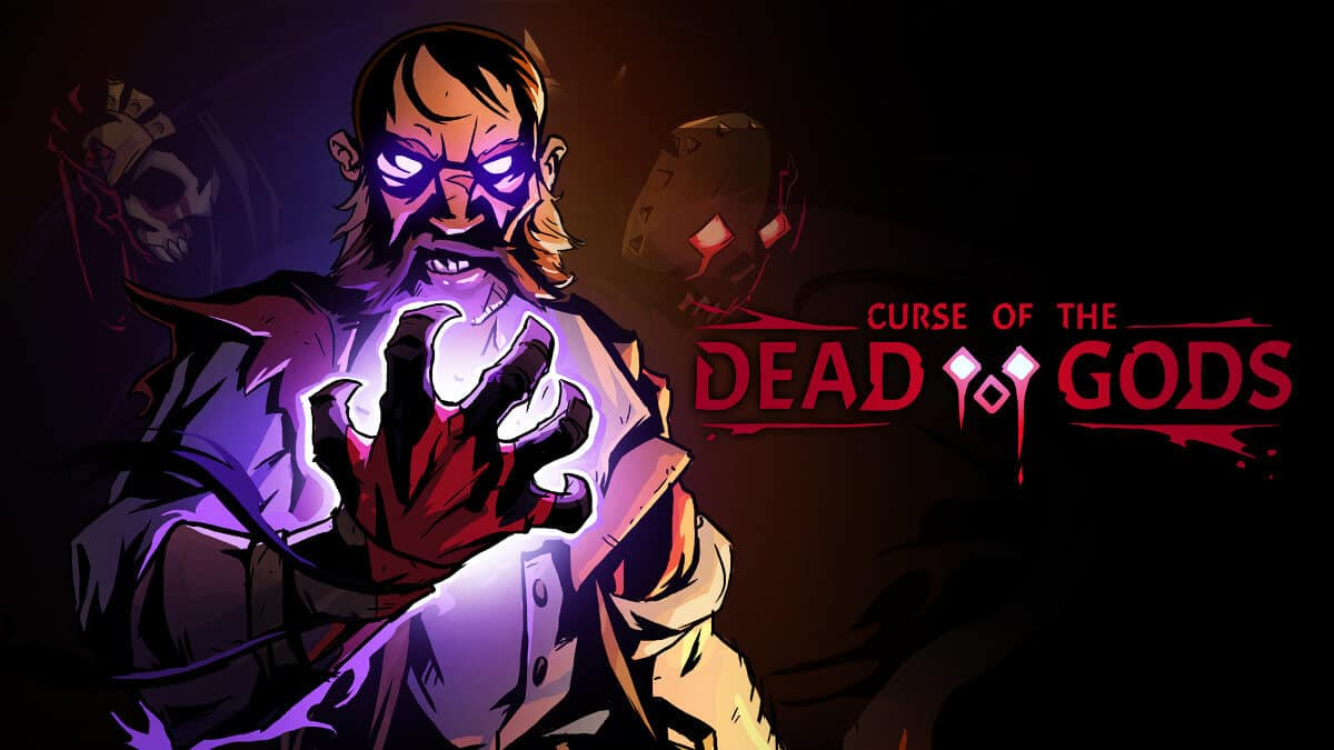 curse of the dead gods roguelite action and linux support beside windows pc