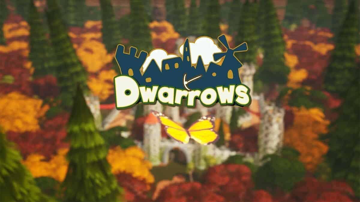 Dwarrows a playful 3rd person adventure