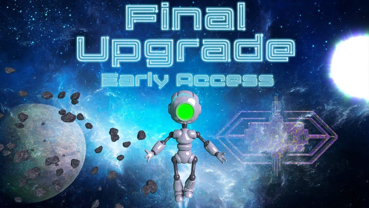 Final Upgrade factory building sim coming soon