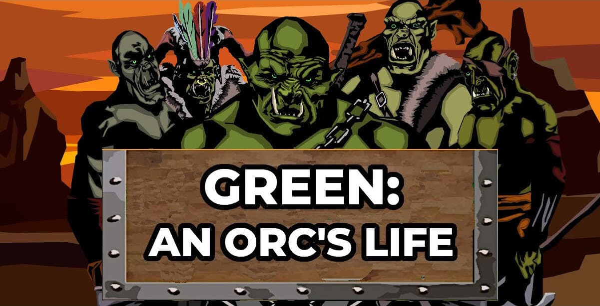 green: an orc's life card swiper support incoming for linux windows pc