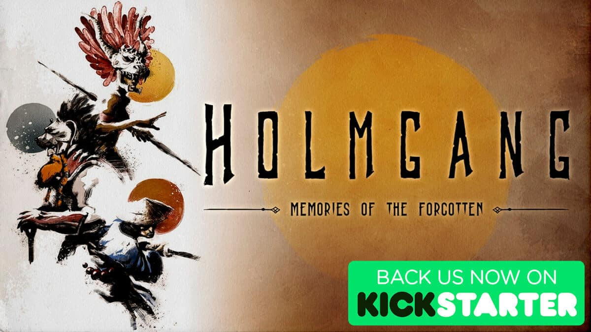 holmgang memories of the forgotten hack and slash game hits kickstarter for windows pc linux mac