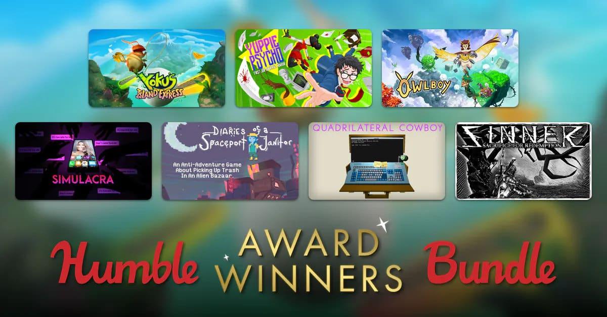 humble award winners bundle is worth a look for linux mac windows pc