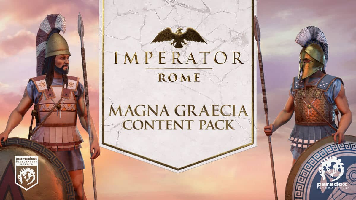 magna graecia content pack has a release date for linux mac windows pc imperator: rome archimedes update