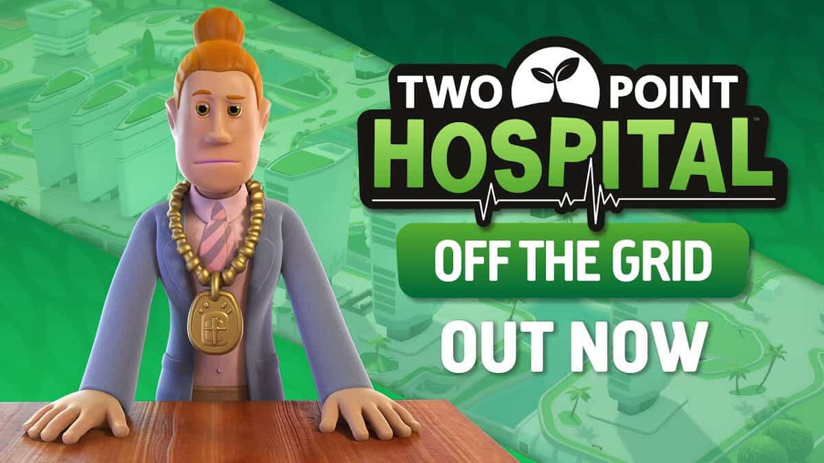 off the grid releases for two point hospital game on linux mac windows pc