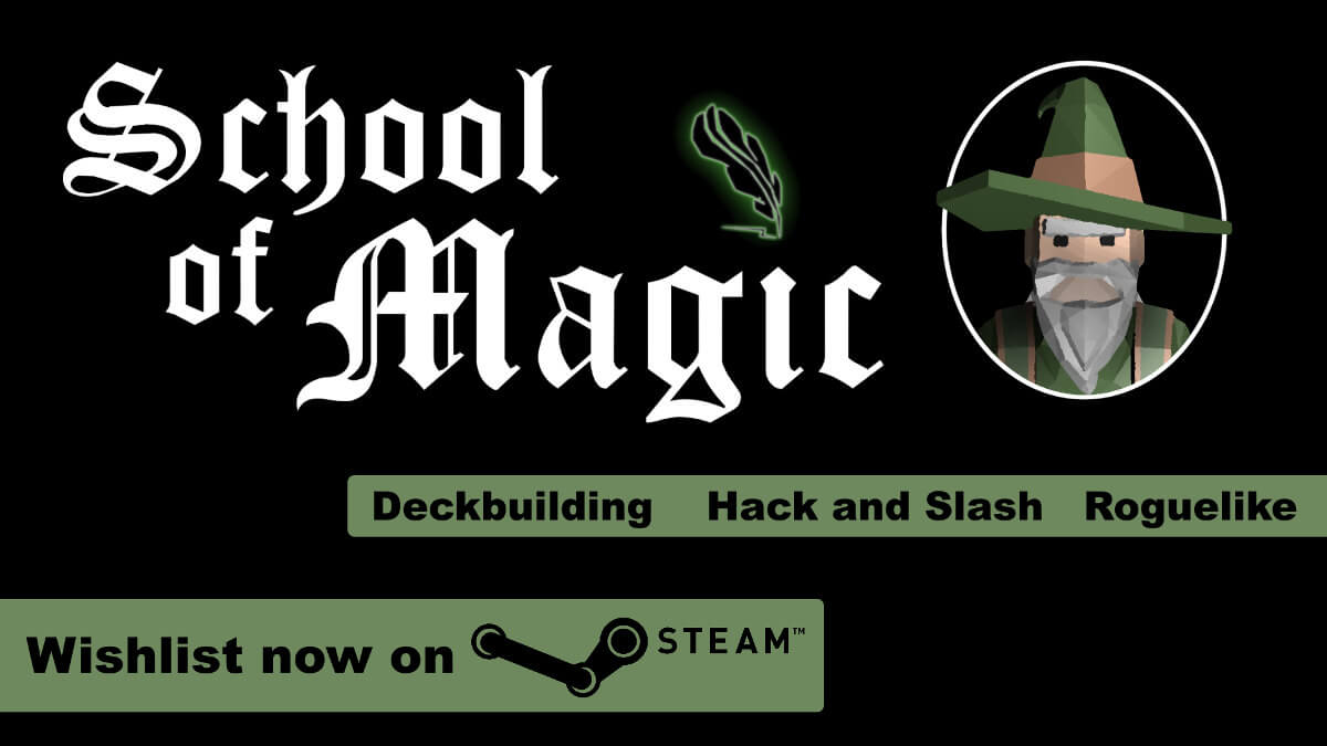 school of magic new hack and slash roguelike reflects on support for linux windows pc