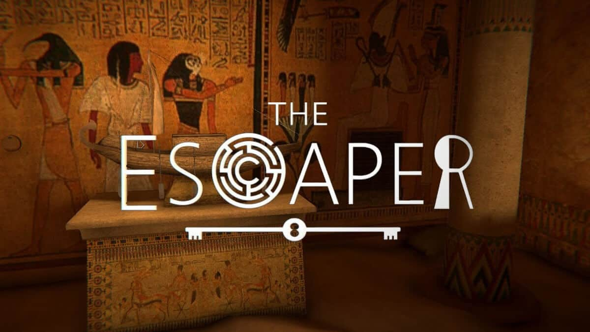 the escaper first person escape room game looking at linux port windows pc