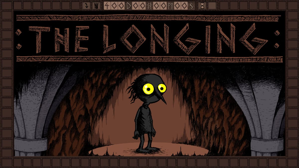 the longing quiet adventure game to release this week on linux mac windows pc