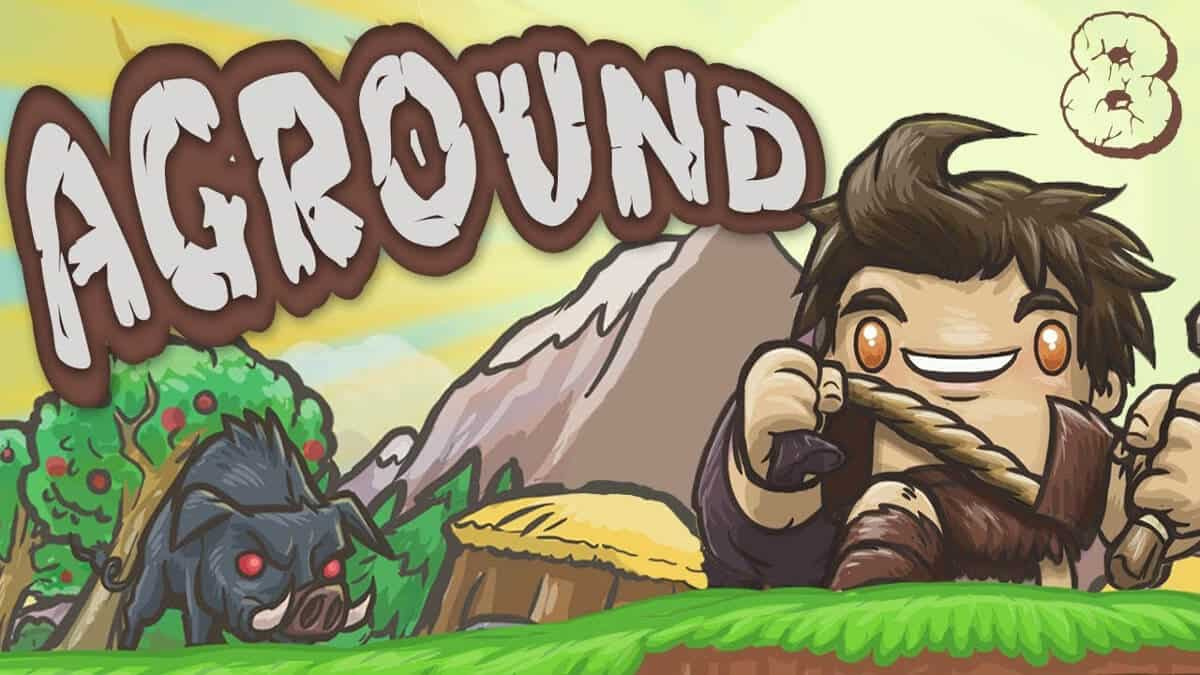 Aground survival game release worth playing