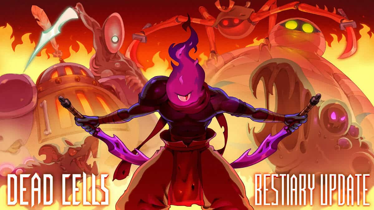 Bestiary Update is now live for Dead Cells