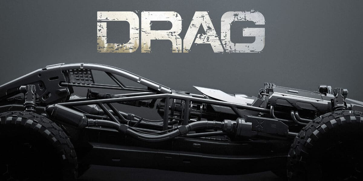 DRAG futuristic racing coming to Early Access