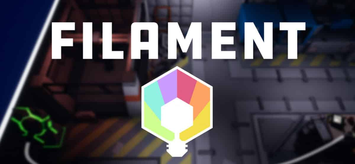 Filament story based puzzle releases