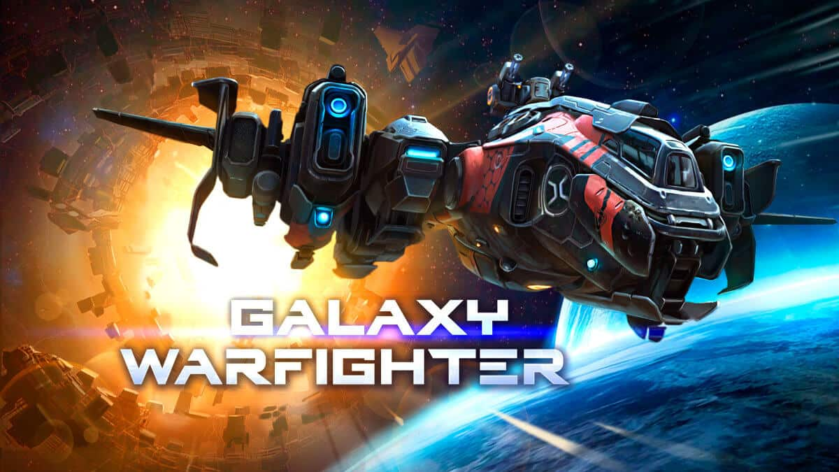Galaxy Warfighter shoot em up release inbound