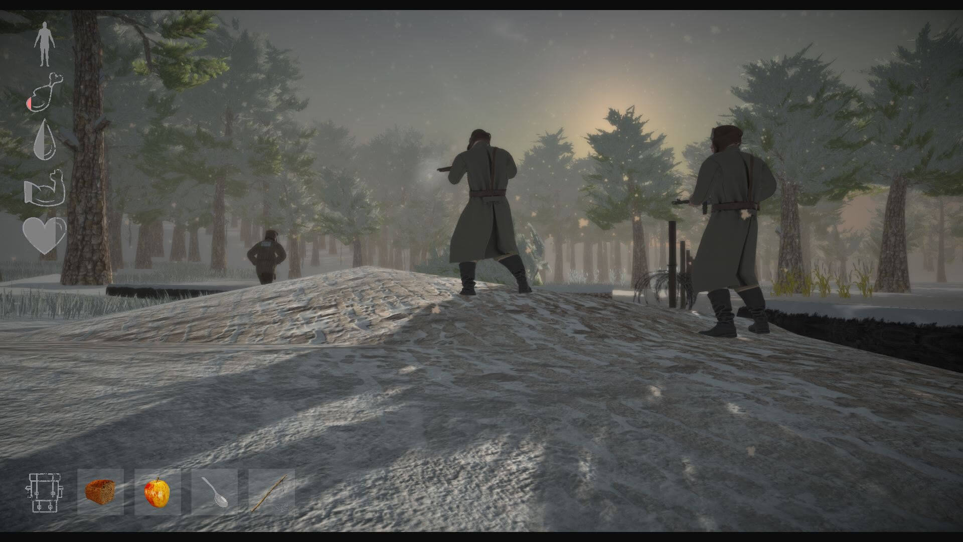 gulag game escape brutal oppression screenshot wilderness