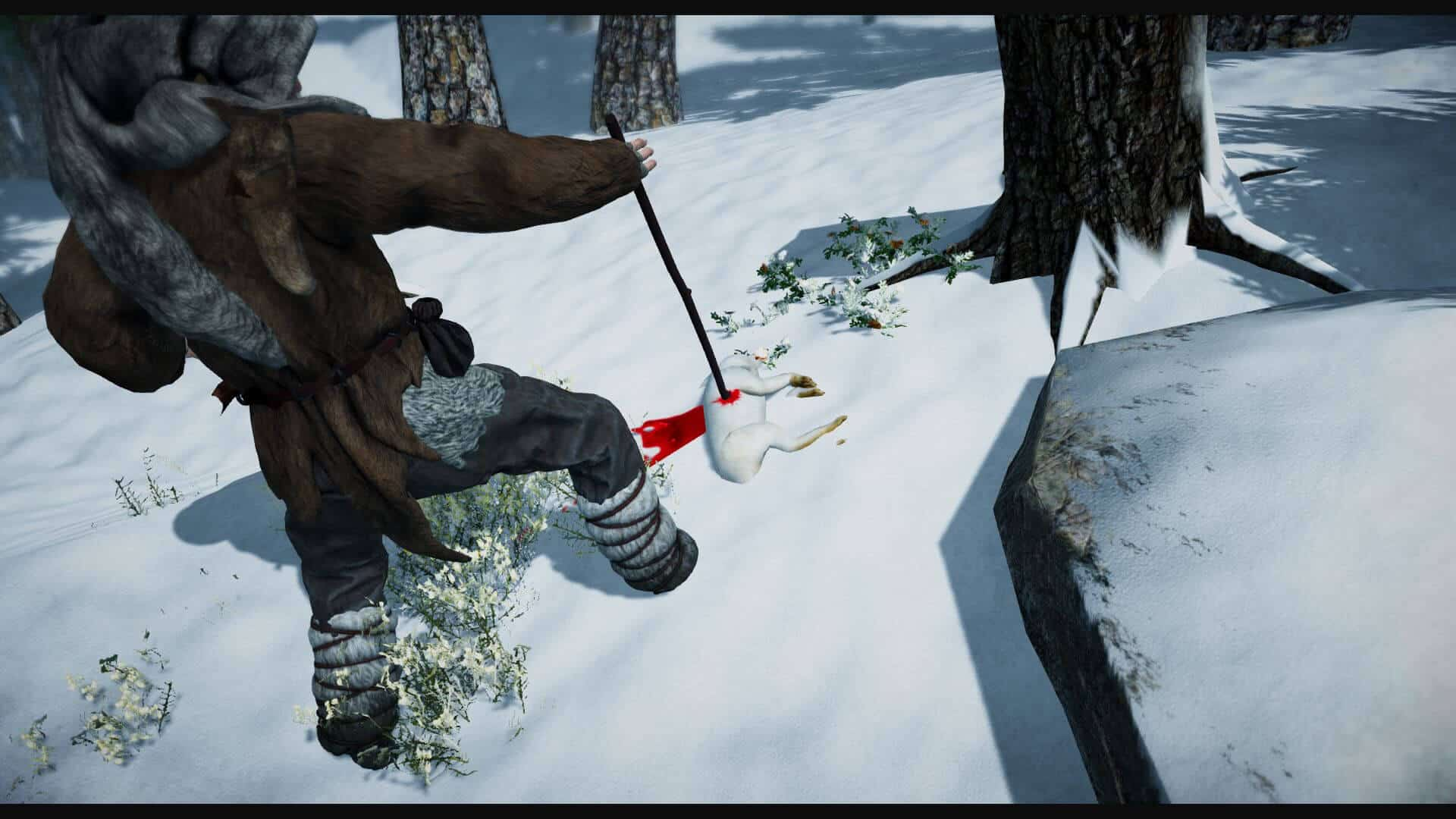 gulag game escape brutal oppression screenshot hunting