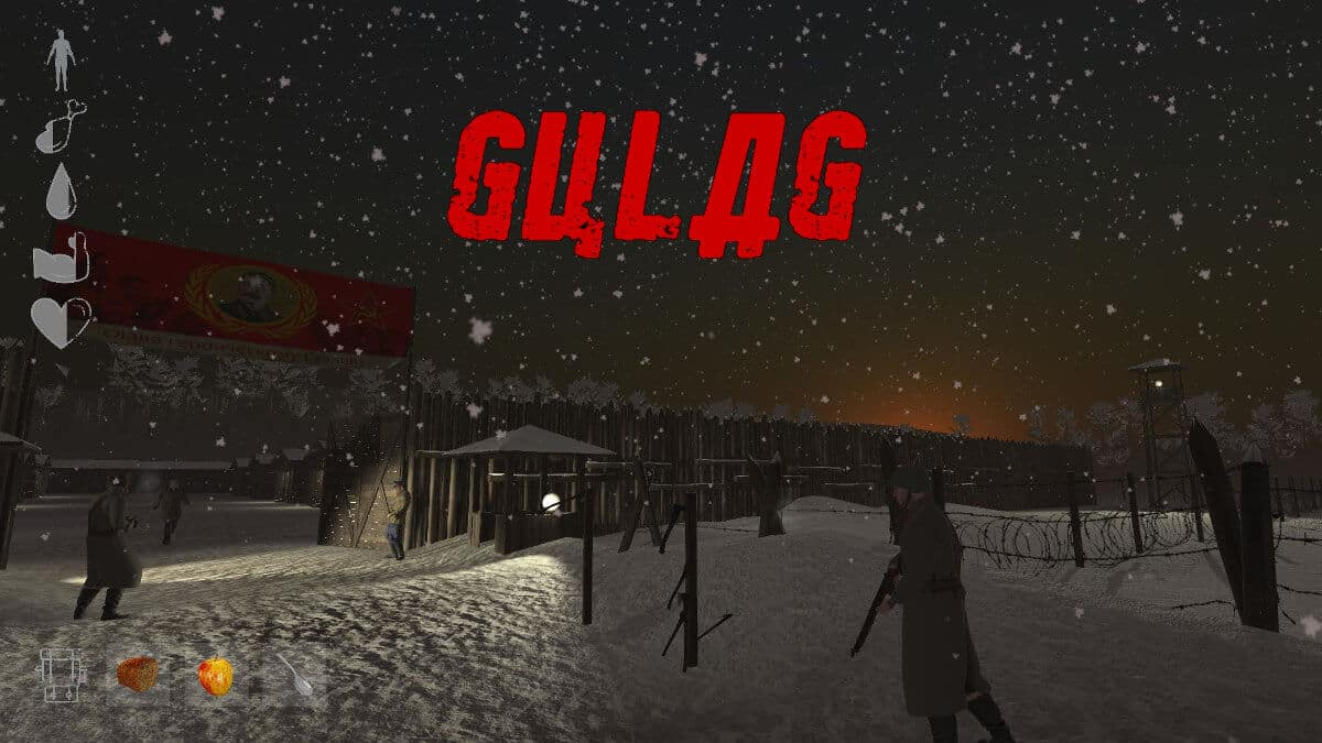 gulag game escape brutal oppression on linux mac windows pc