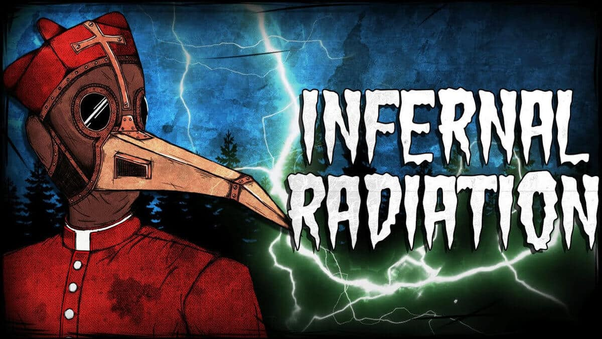 infernal radiation hardcore action game releasing soon on linux mac windows pc