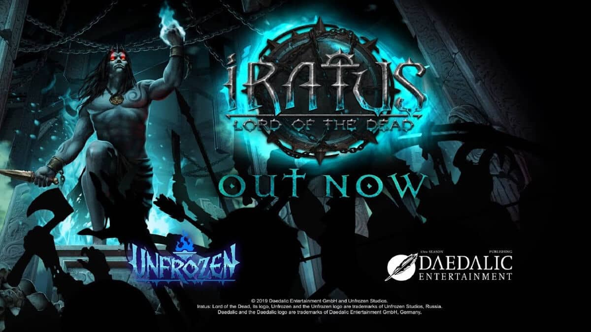 Iratus: Lord of the Dead roguelike gets a full release