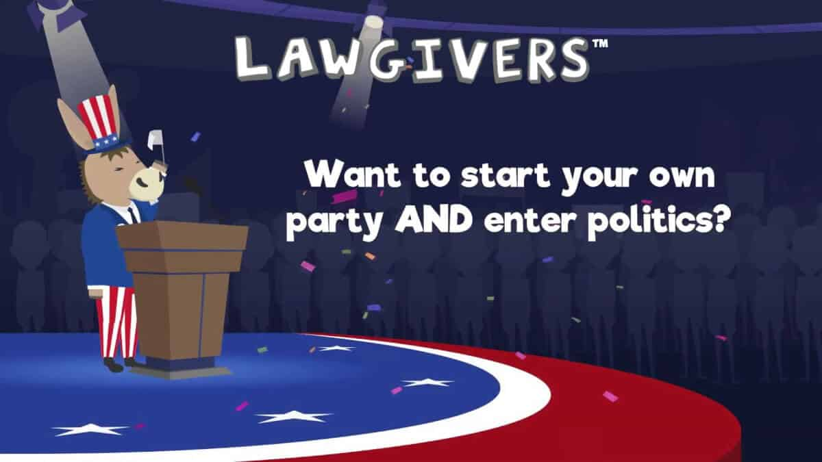 lawgivers political simulaton game full release is worth playing on linux mac windows pc
