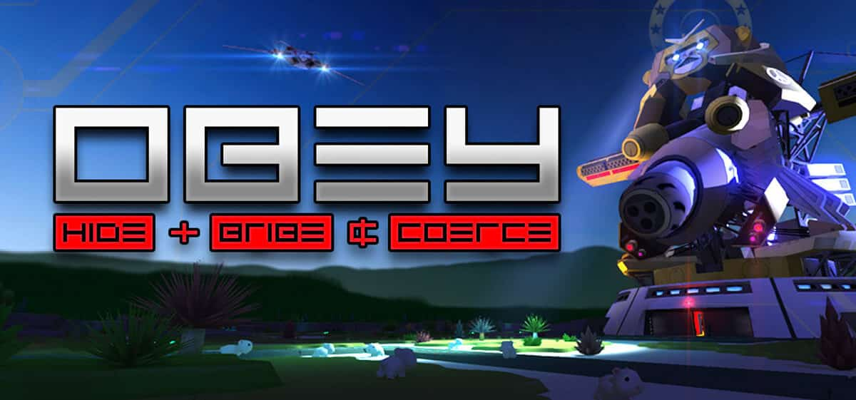 obey asymmetrical multiplayer game to get a full release for linux mac windows pc