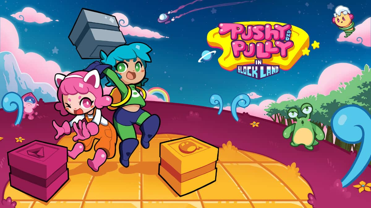 Pushy and Pully in Blockland co-op gets a release