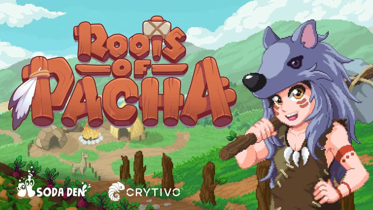 roots of pacha co-op RPG farming simulator game in development for linux mac windows pc