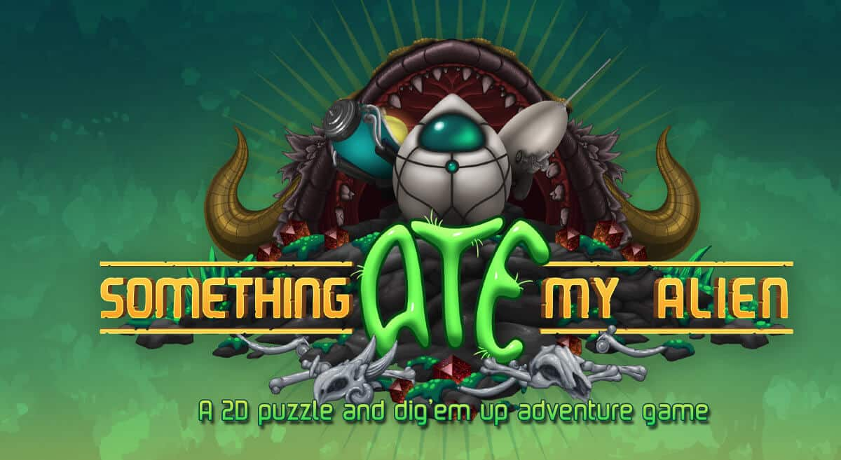 Something Ate My Alien adventure coming in June