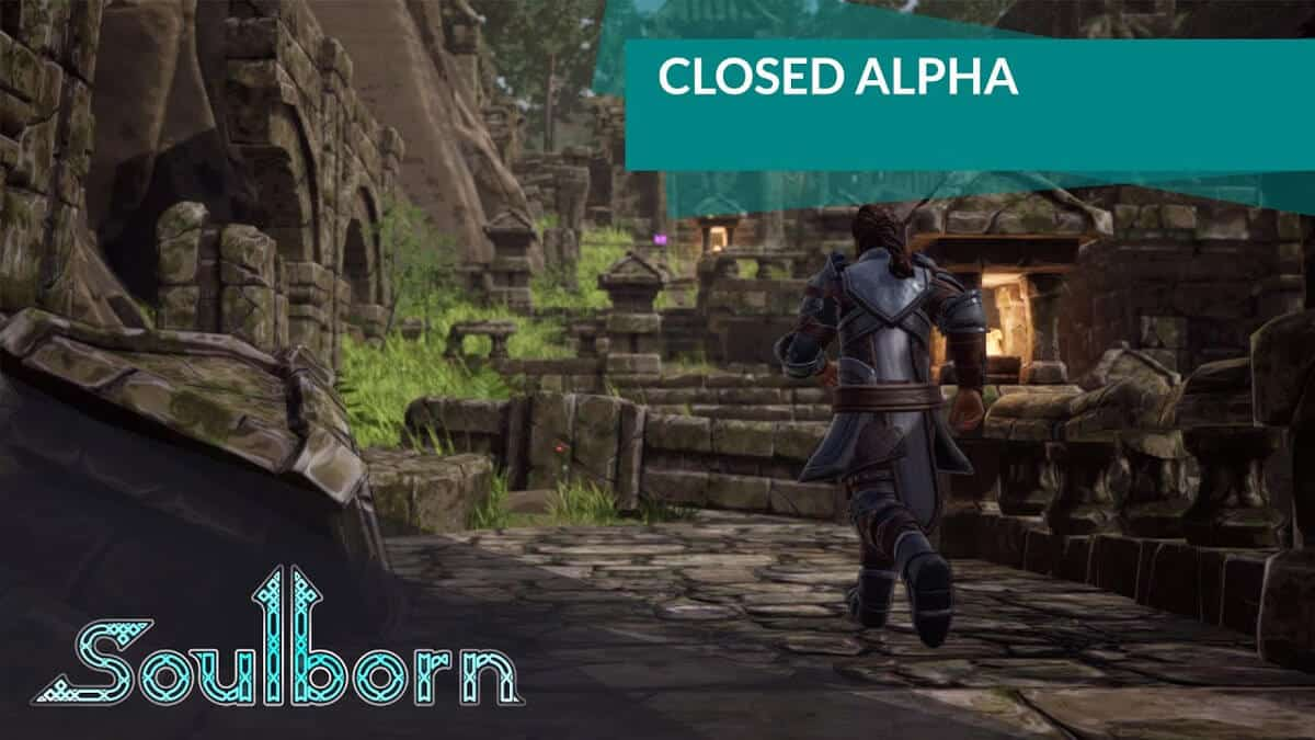 soulborn is a genre mixing new rpg adventure game closed alpha linux windows pc