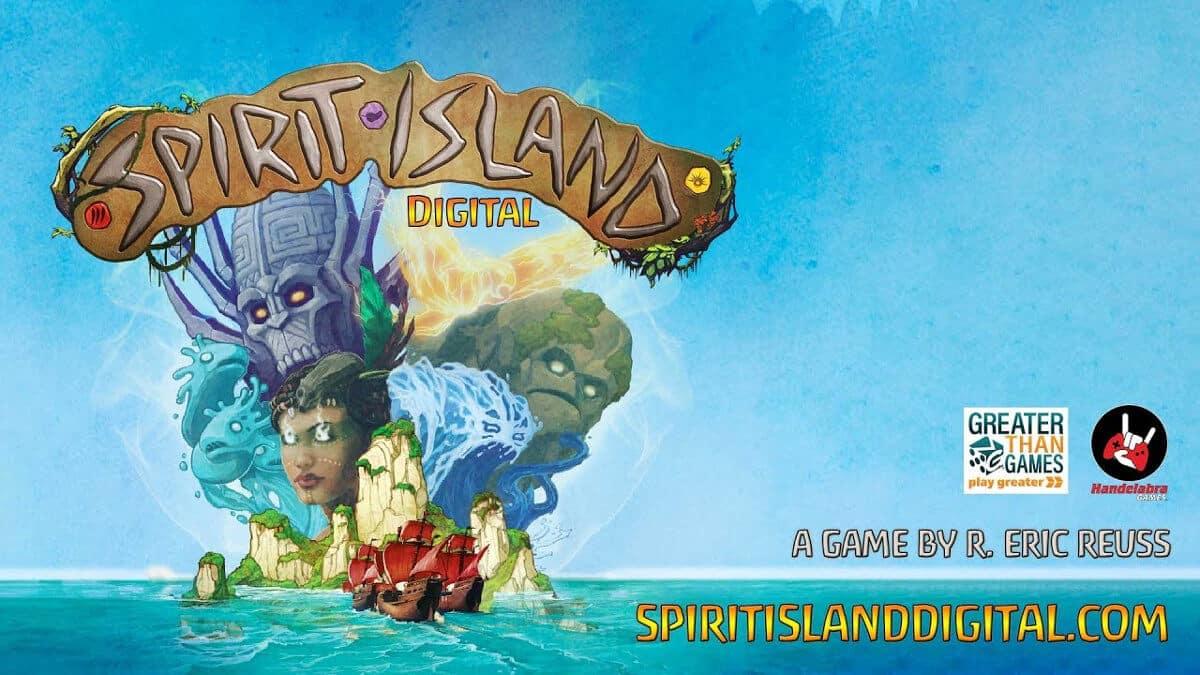 Spirit Island settler strategy hits Early Access