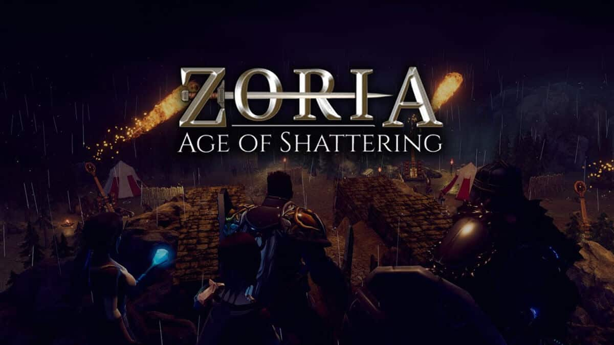 Zoria: Age of Shattering Prologue launches today