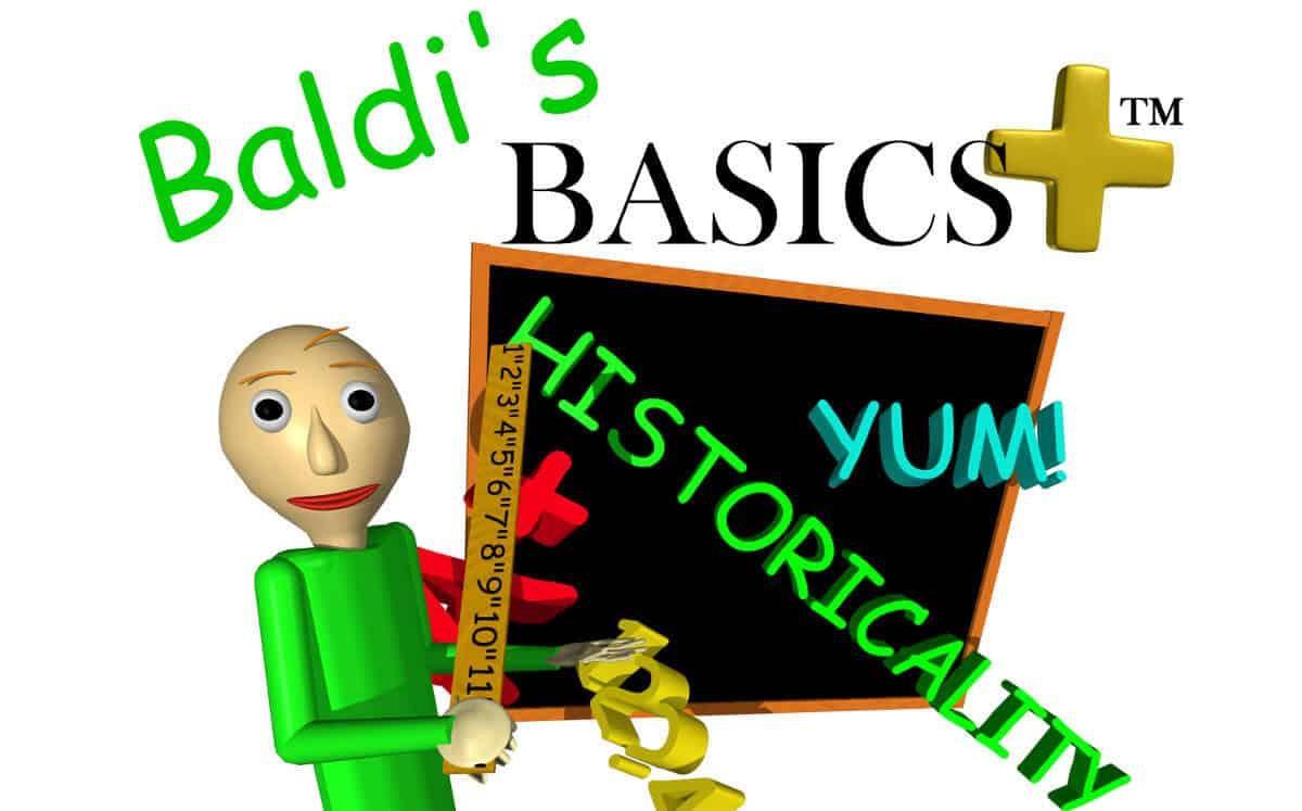 baldi's basics plus edutainment horror coming soon to early access on linux mac windows pc