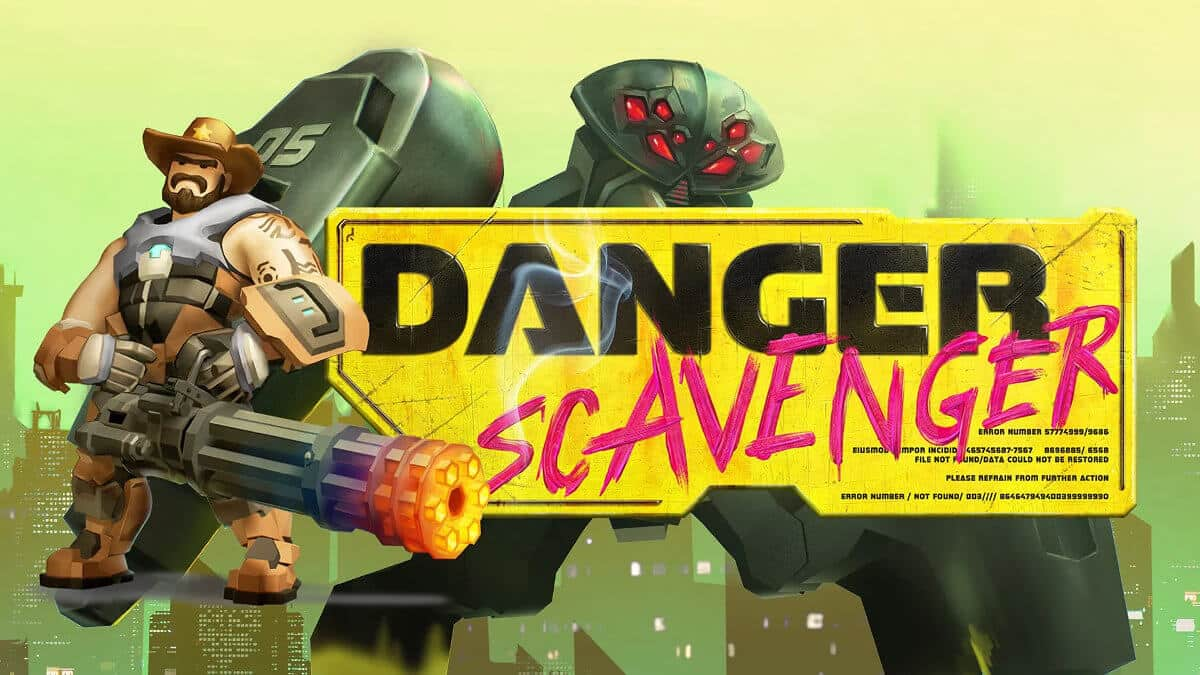 danger scavenger skyline crawler game and support for linux mac windows pc