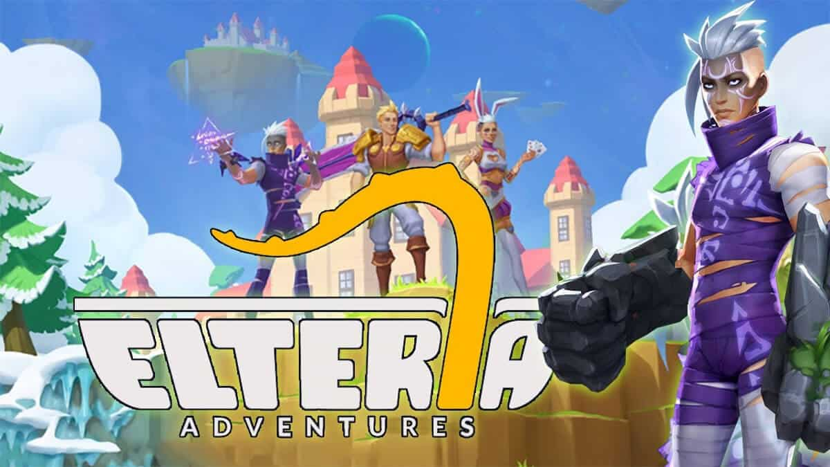 elteria adventures free to play massive online sandbox RPG open alpha details for linux mac windows pc