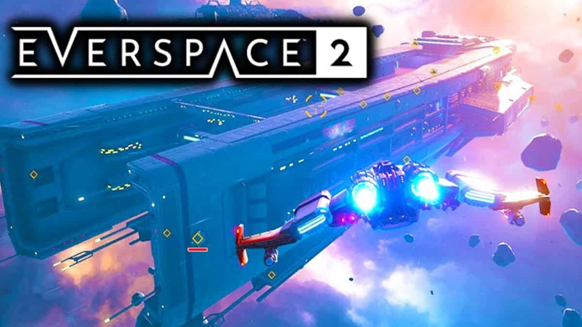 everspace 2 game update shows planets and new art coming to linux windows pc