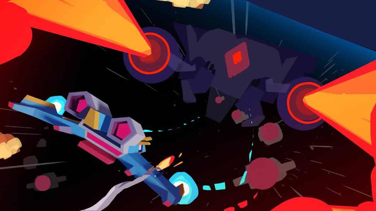 galactic wars ex co-op arcade hits kickstarter for linux mac windows pc
