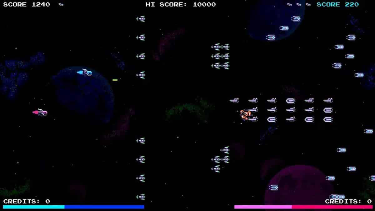 galactic wars ex co-op arcade hits kickstarter screenshot 02