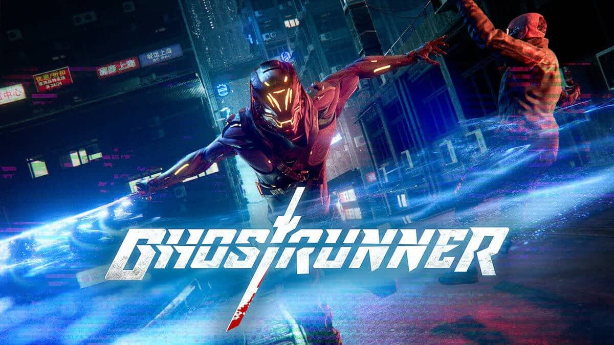 ghostrunner first-person cyberpunk game demo out now for windows pc linux