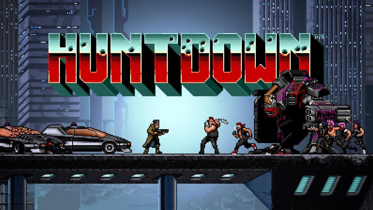 Huntdown new comedy shooter announced