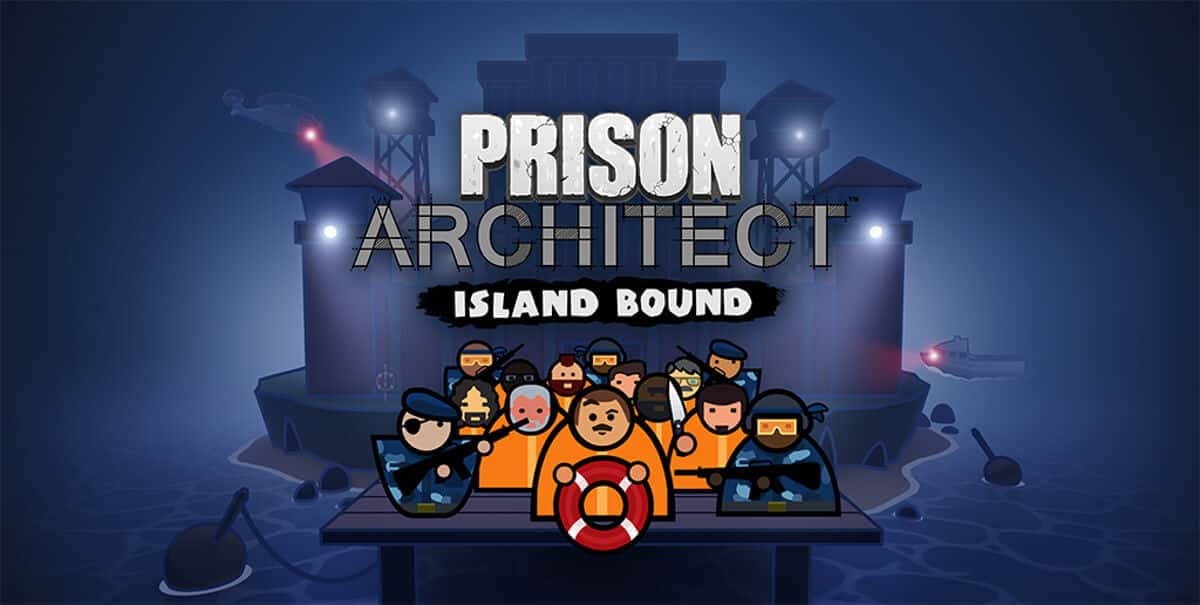Island Bound DLC announced for Prison Architect