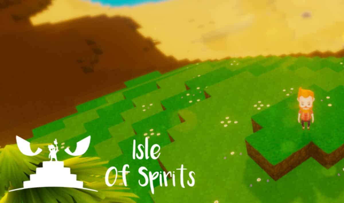 isle of spirits casual survival game gets a release date on linux mac windows pc