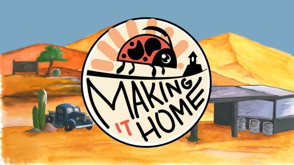 Making it Home puzzle platforming has a new Trailer