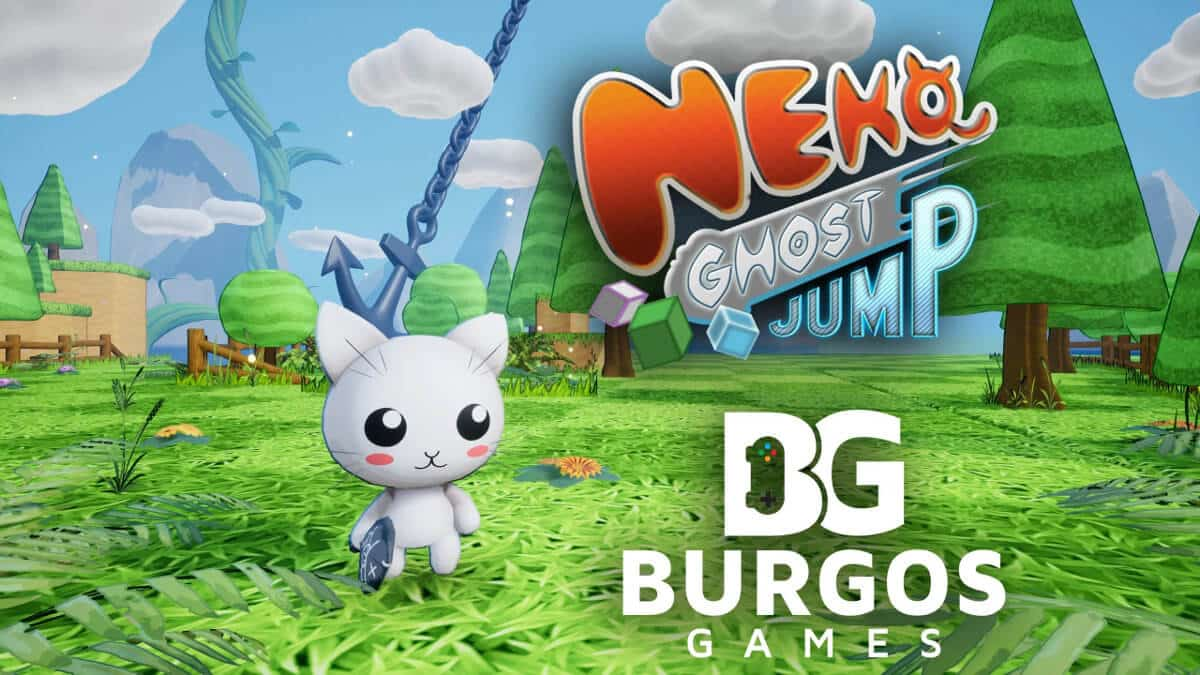 Neko Ghost, Jump! puzzle platforming Demo is live