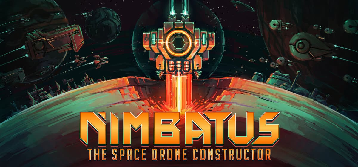 nimbatus the space drone constructor sandbox action game gets a full release on linux mac windows pc