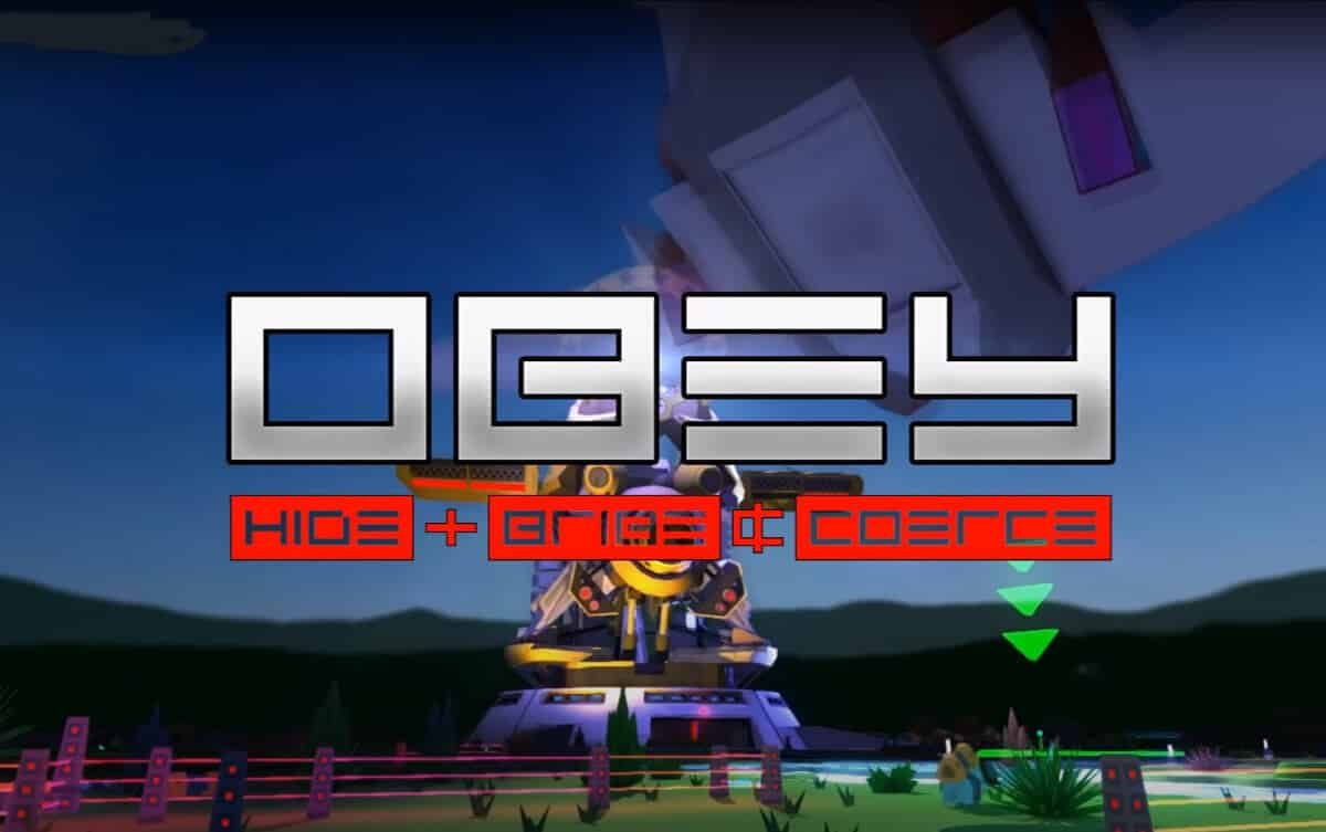 obey asymmetrical multiplayer action game launches on linux mac windows pc